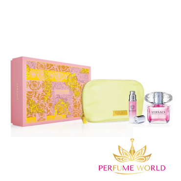 Gift Versace Bright Crystal 2pcs