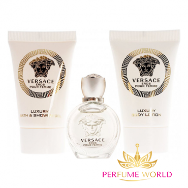 Gift Versace Eros for women mini 3pc