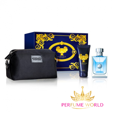 Gift Versace Pour Homme 3pc