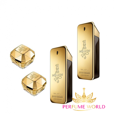 Gift Paco Rabanne 4pc