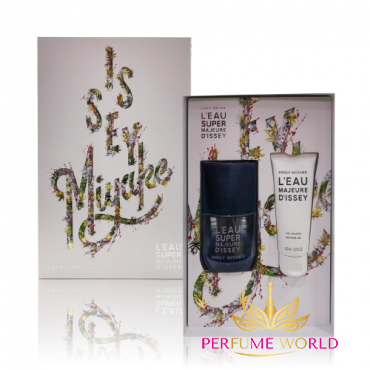 Gift Leau Majeure Intense 2018 2pc ( NH 50ml + Shower Gel 100ml)