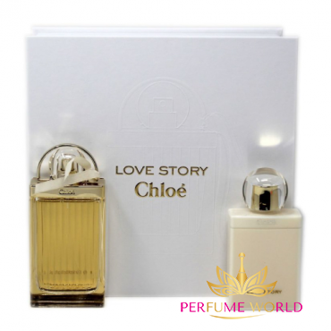 Gift Love Story 2pc ( NH 75ml + Body Lotion 100ml)