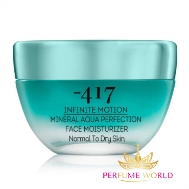 Infinite Motion - Mineral Aqua Perfection Face Moisturizer - Normal to Dry Skin