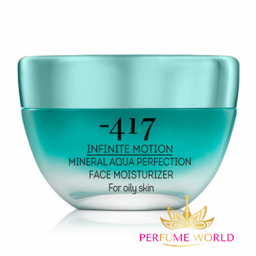 Infinite Motion - Mineral Aqua Perfection Face Moisturizer - For Oily Skin
