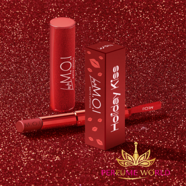 M.O.I Matte Lipstick – Love M.O.I No.11 Holiday Kiss