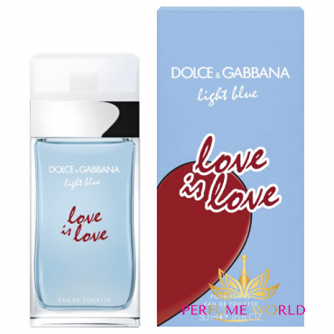 Dolce & Gabbana Light Blue Love Is Love EDT