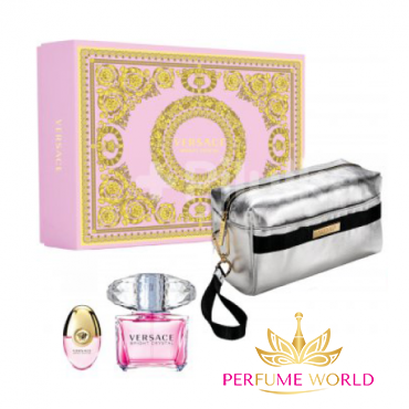 Gift Set Versace Bright Crystal